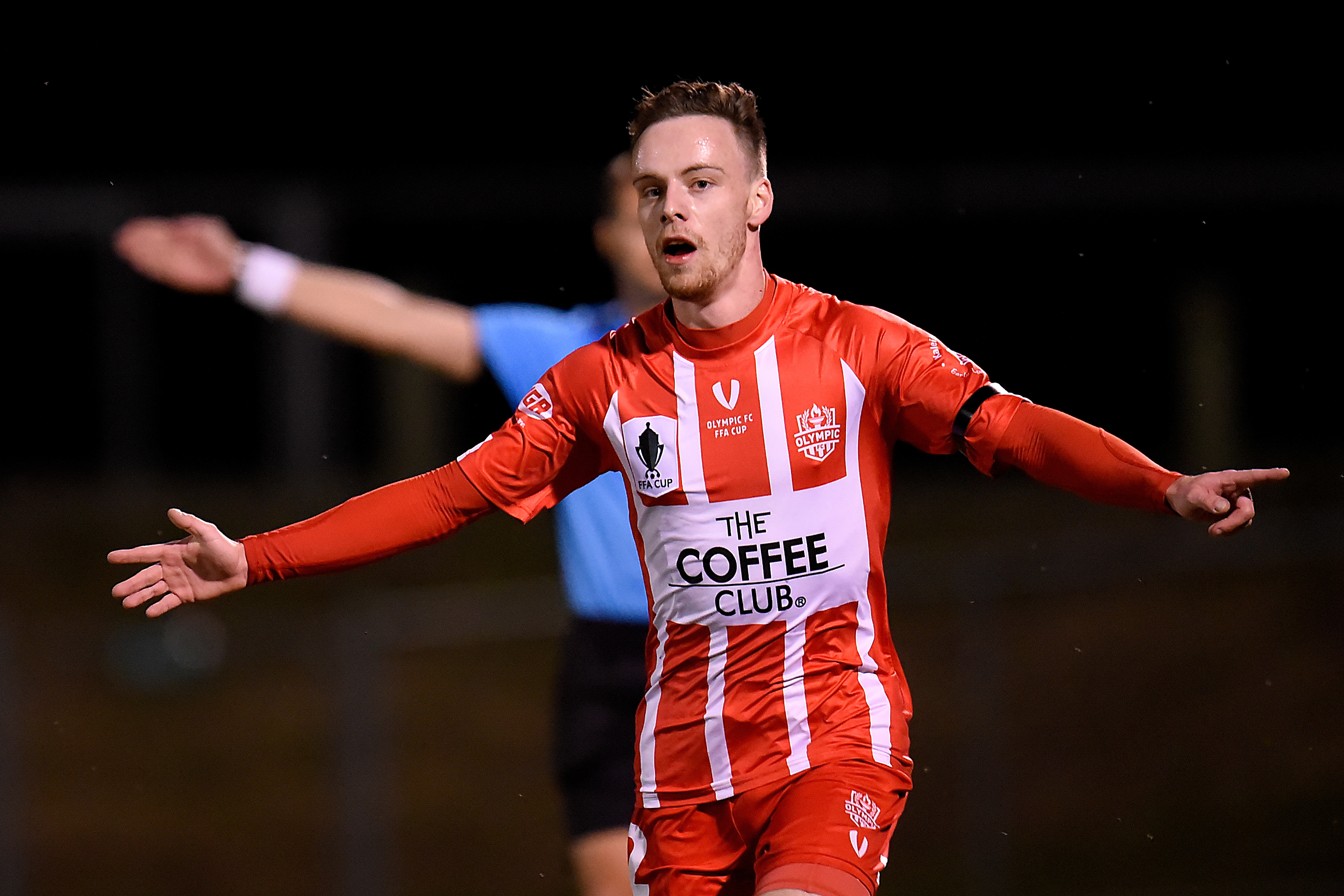 Olympic edged out by Adelaide United in the FFA Cup Round of 16