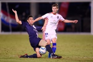 Olympic fall just short of NPL QLD Championship in tight Knights encounter