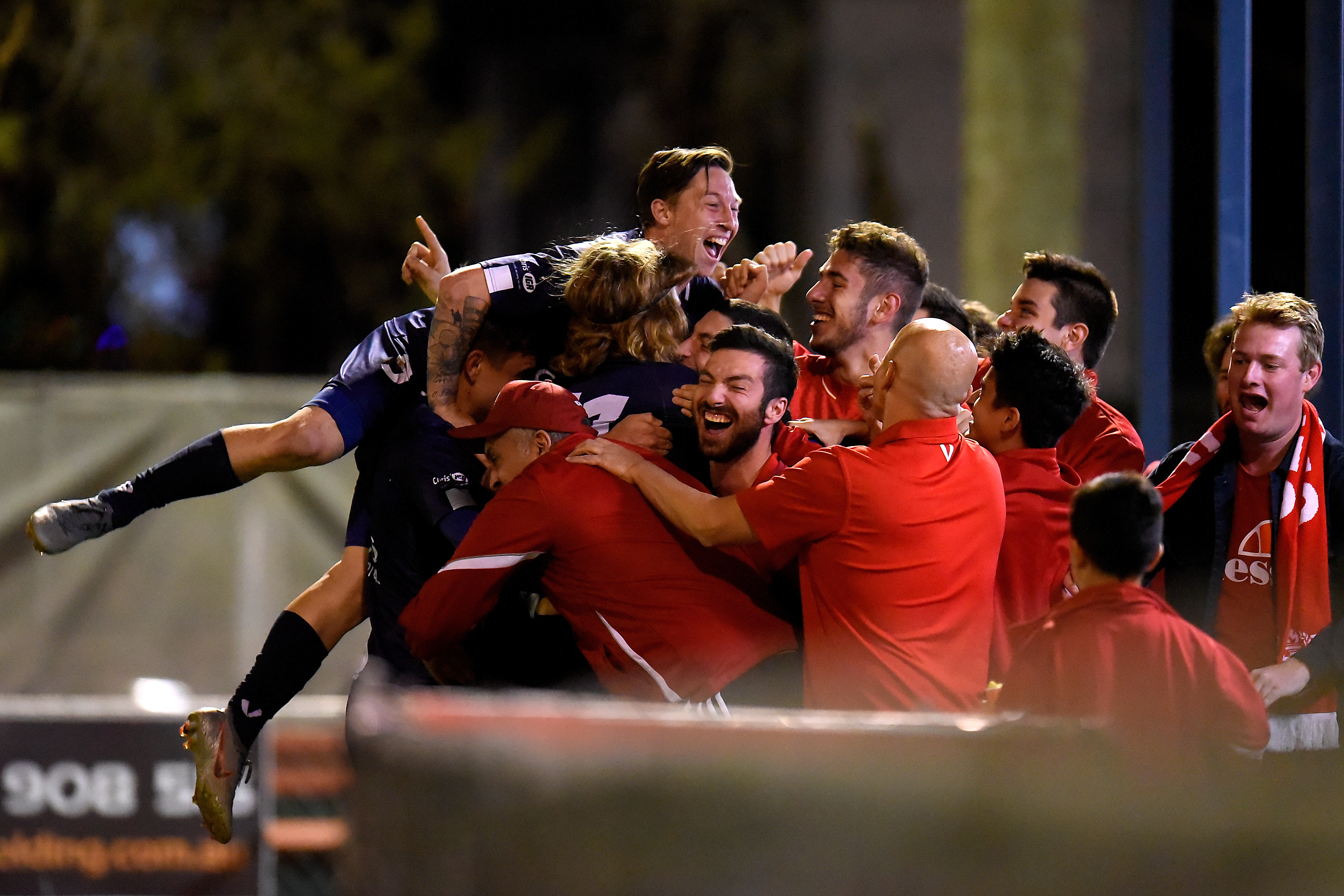 Olympic lock in back-to-back NPL QLD Grand Finals with Lions win