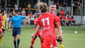 Match Report: Moreton Bay vs Olympic