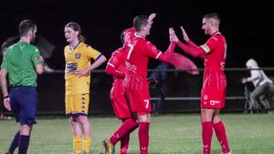 Match Report: Capalaba vs Olympic