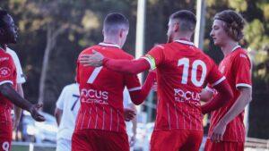 Match Report: Sunshine Coast Wanderers vs Olympic