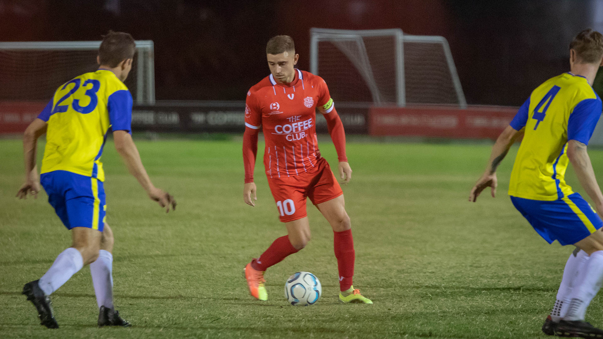 Preview: Olympic FC vs Redlands United