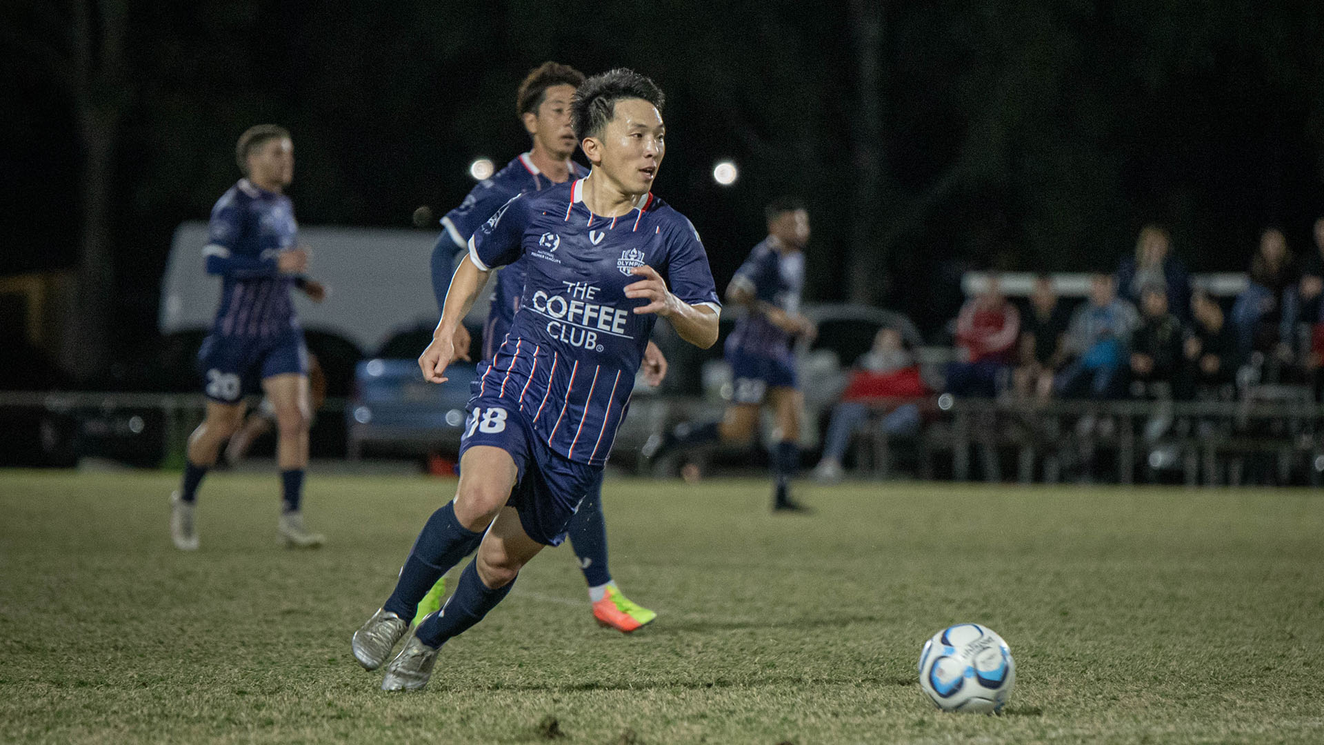 Preview: Olympic FC vs Gold Coast Knights