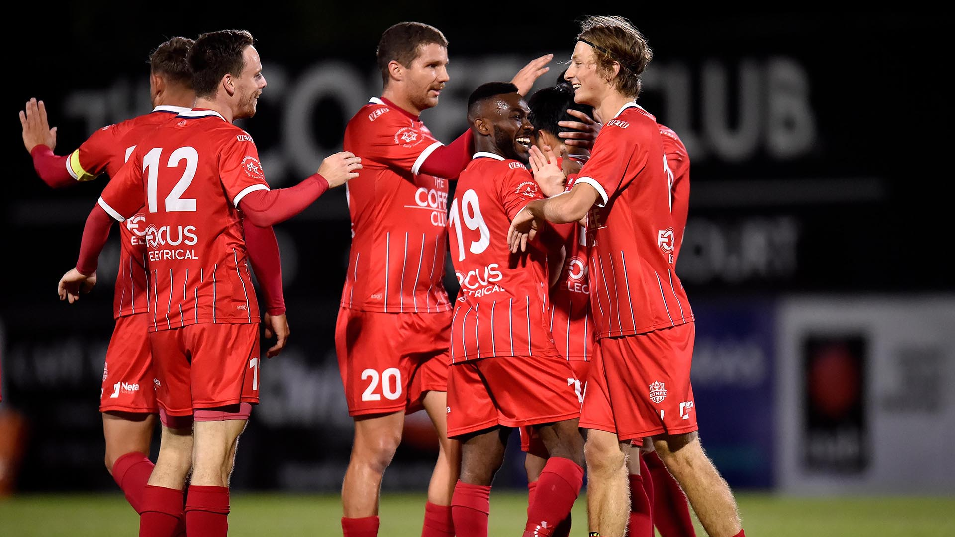 Match Report: Olympic 4-0 Wanderers