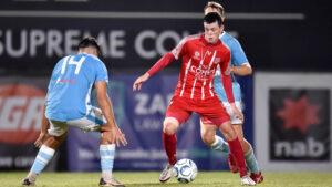 Match Report: Olympic 3-3 Brisbane City