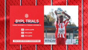 Olympic FC 2021 BYPL Trials