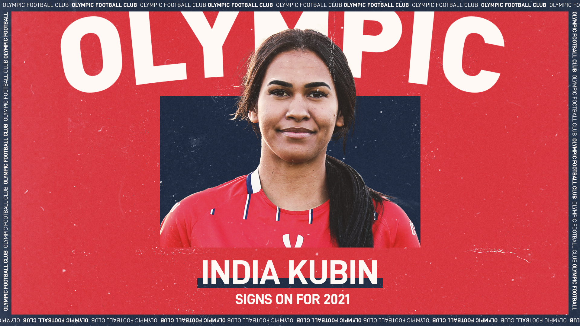Kubin signs on for 2021 season