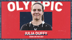 Duffy signs on for 2021