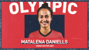 Daniells makes Olympic return