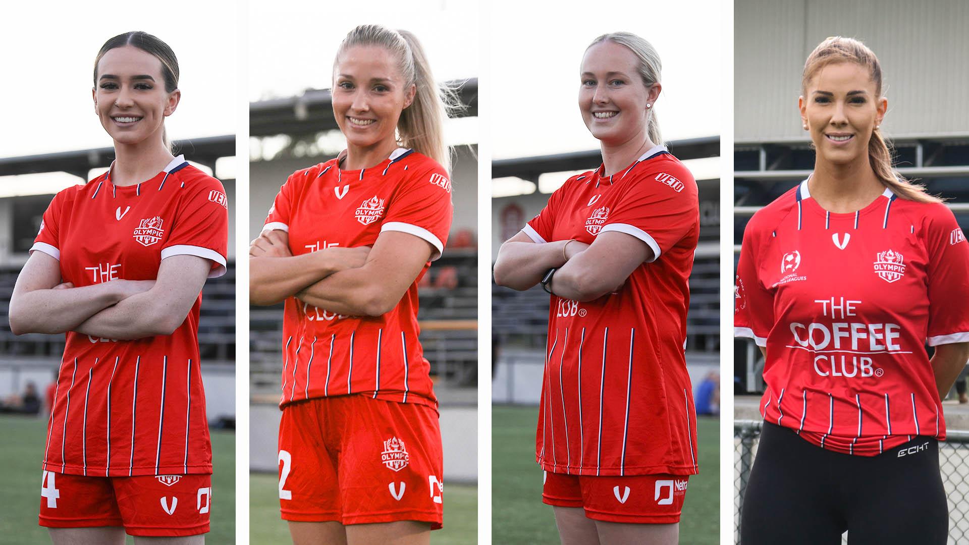 Ipswich City quartet make Olympic switch