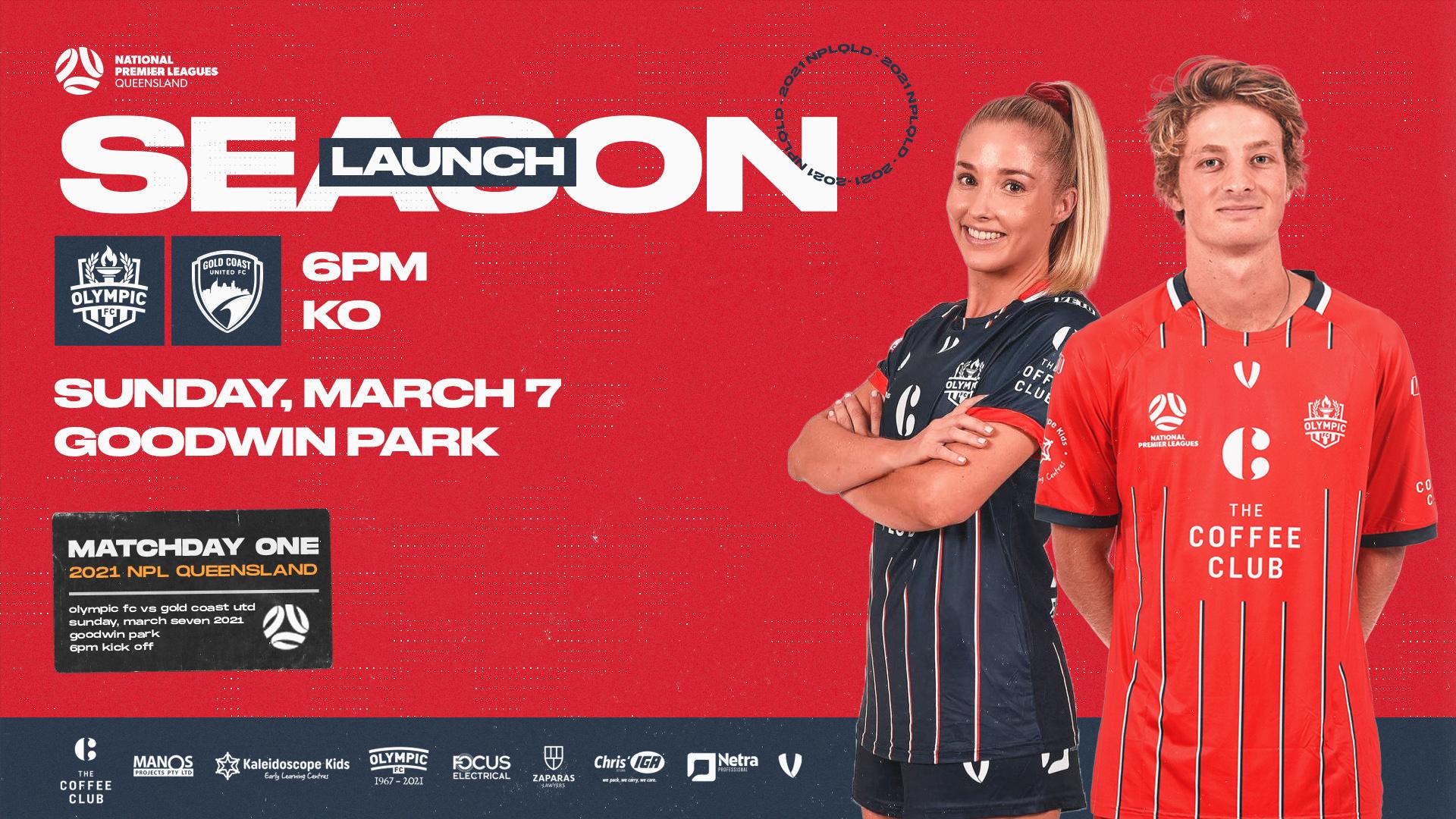 Olympic FC 2021 Season Launch