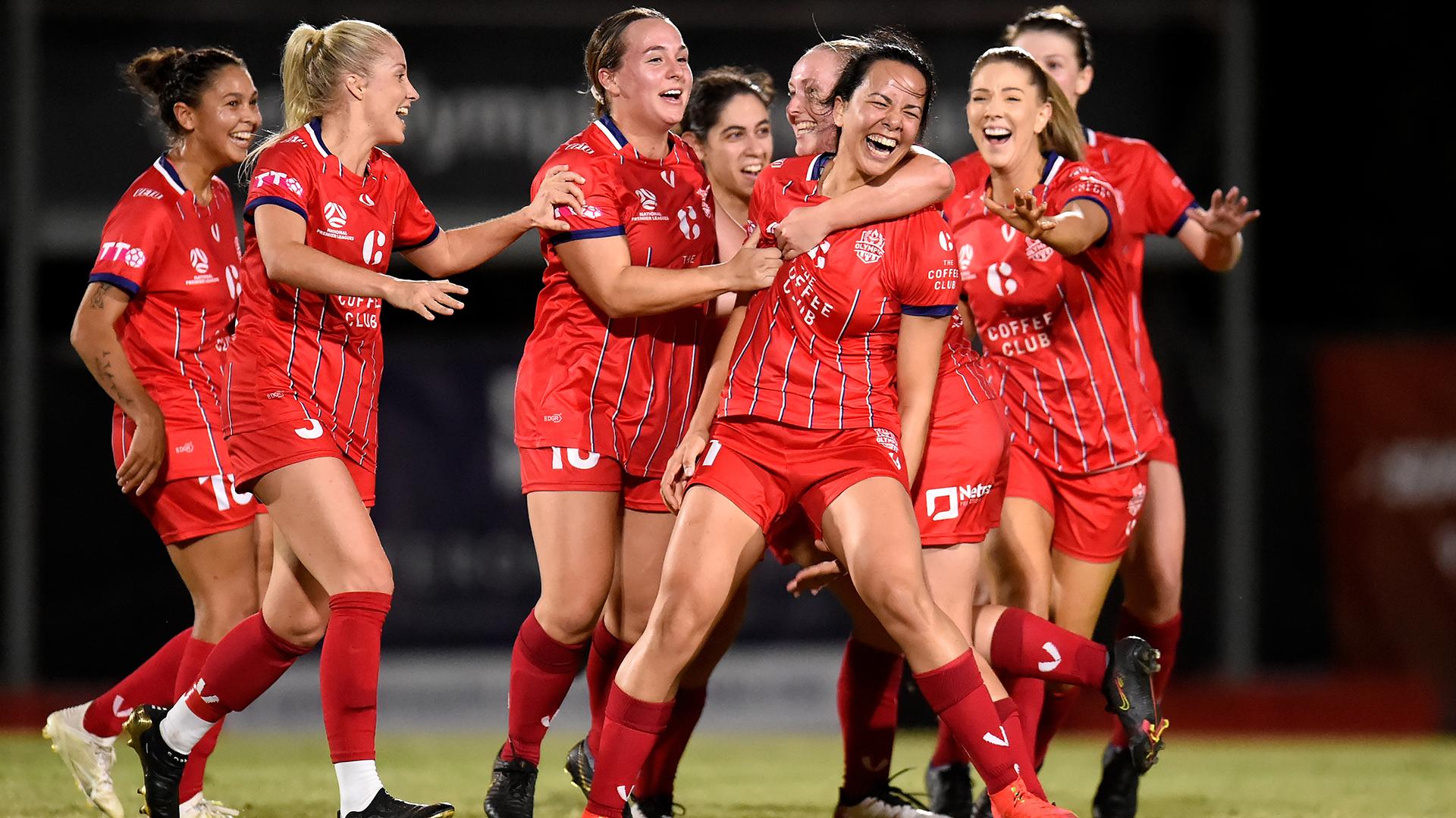 Match Wrap: Olympic FC 2-0 QAS
