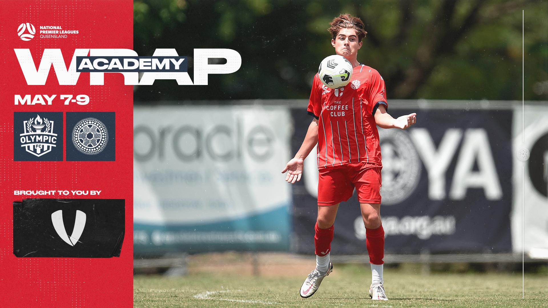 Veto Sports Academy Wrap: NPL Queensland Round Eight