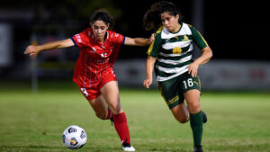 Match Wrap: Olympic 1-2 Pride