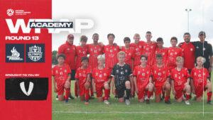 Veto Sports Academy Wrap: NPL Queensland Round 13