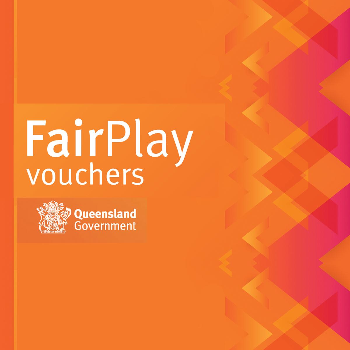 Activate! Queensland FairPlay Vouchers