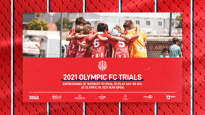 Olympic FC 2021 NPL & SAP Trials