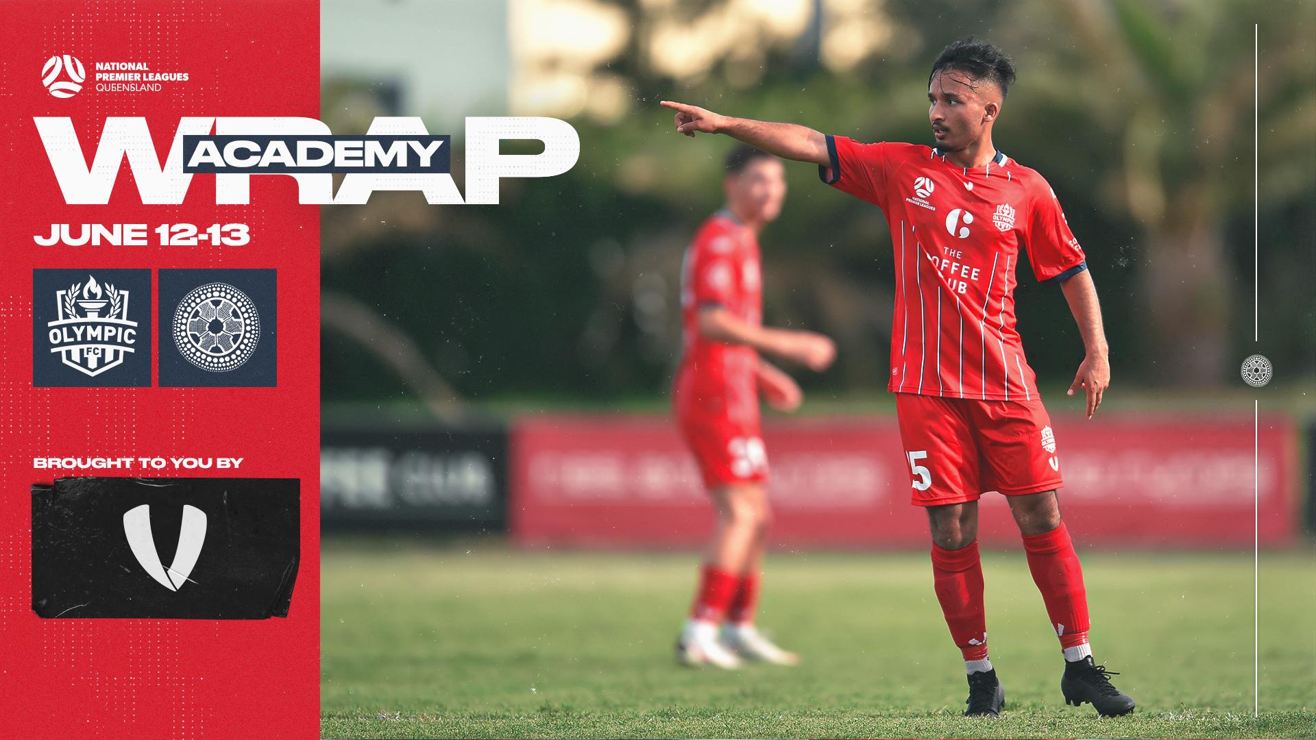 Veto Sports Academy Wrap: June 12 & 13