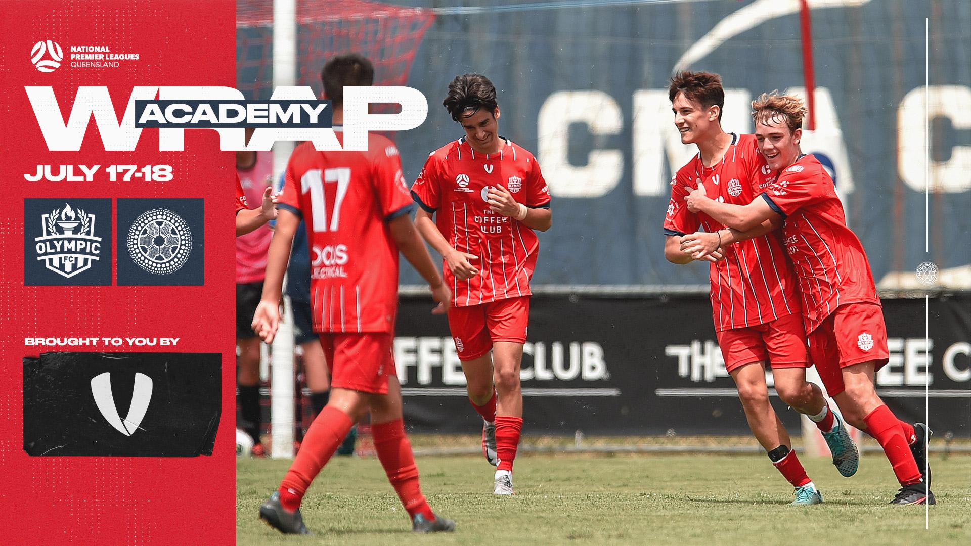 Veto Sports Academy Wrap: July 17 & 18