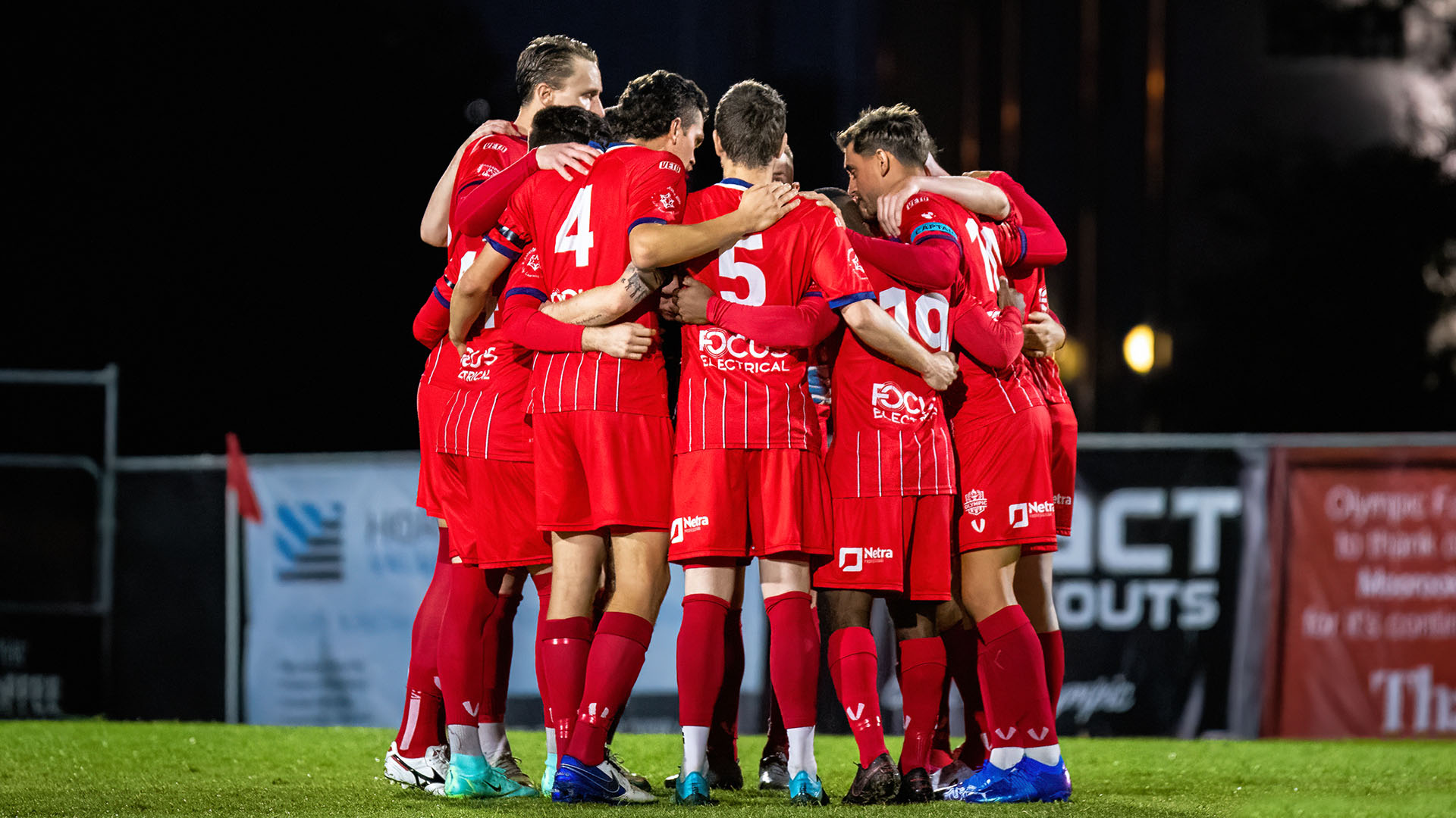 Match Preview: Olympic FC vs Lions FC