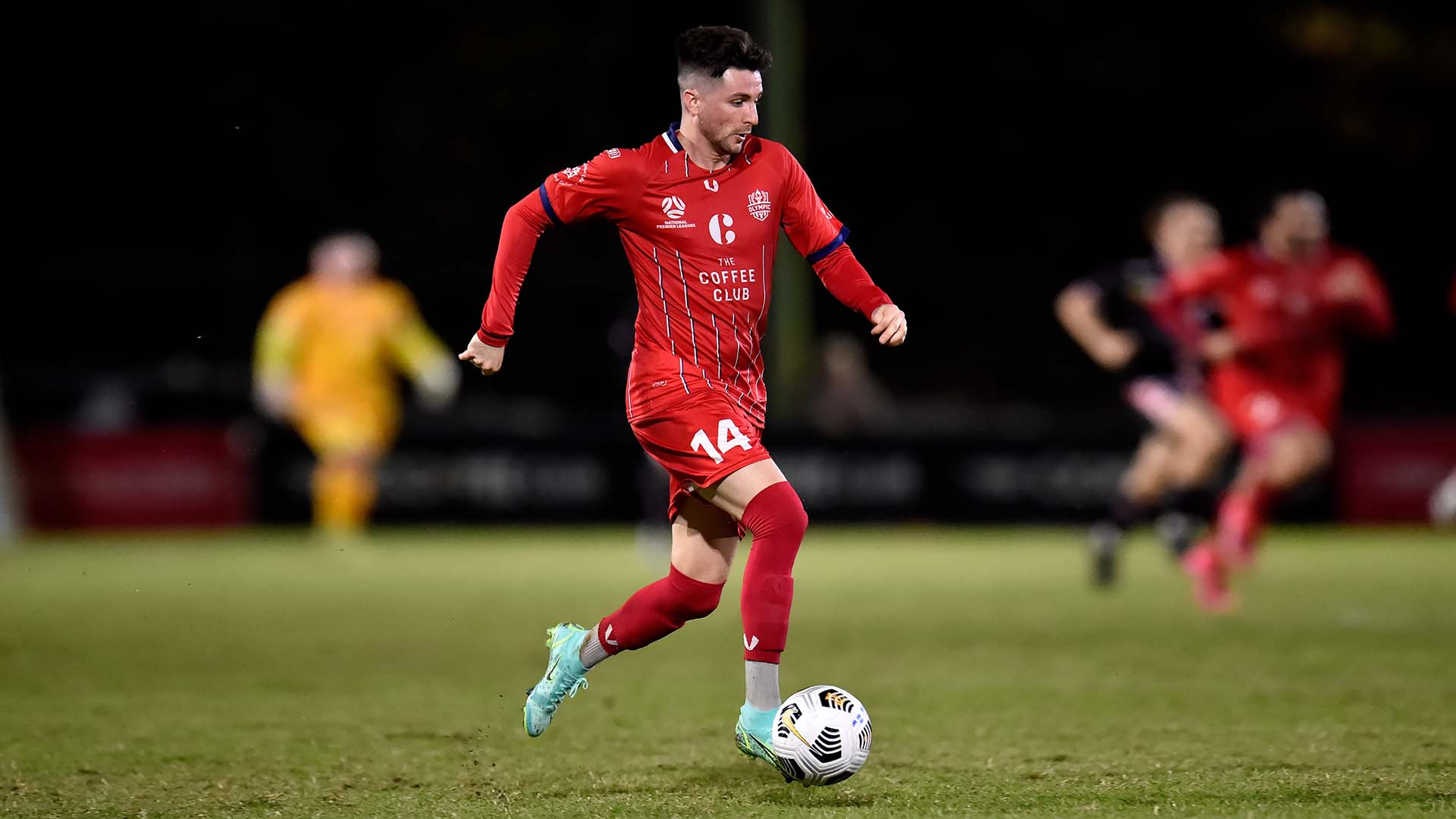 Match Wrap: Sunshine Coast Wanderers 0-1 Olympic FC